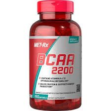 BCAA 2200 BY MET-RX 180 SOFTGELS
