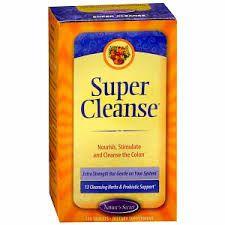 Super Cleanse by Nature's Secret 100 Tablets