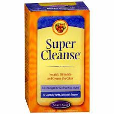 Super Cleanse by Nature's Secret 100 Tablets