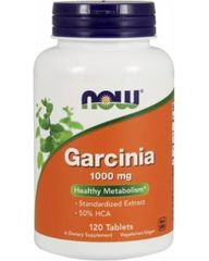 Garcinia By Now Foods 120 Tablets