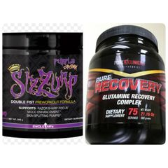 Slizzurp by Swole MF's and Pure Recovery by Pure Clinical