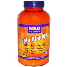 BETA-ALANINE POWDER BY NOW FOODS 250 SERVINGS