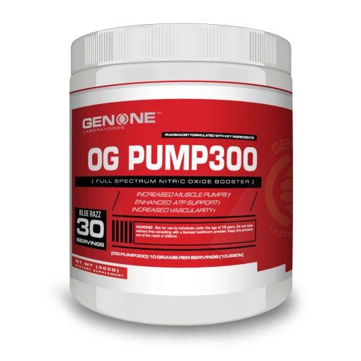 OG Pump300 by Genone 30 Servings