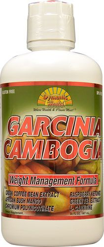 Garcinia Cambogia by Dynamic Health 30 OZ