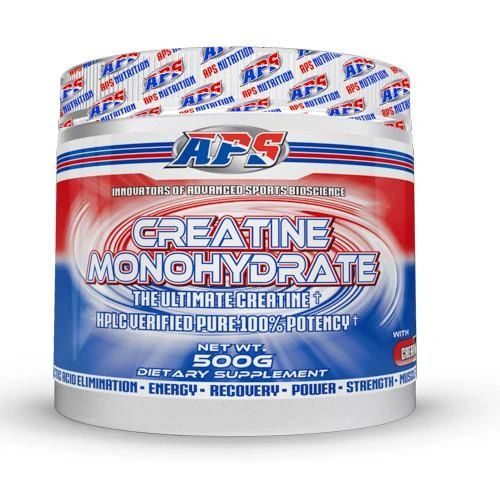 APS Creatine Monohydrate 100 Servings