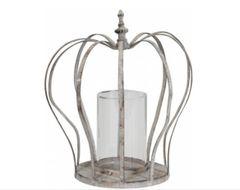 Large Tea light Crown