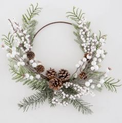 Frosty Foliage Wreath SOLD OUT
