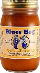 Blues Hog BBQ Honey Mustard Sauce 1 Pint