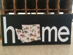 HOME board - Custom State - Full Kit