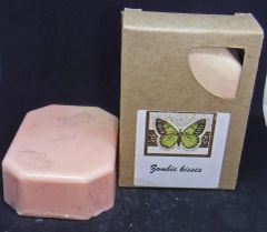 Zombie Kisses Goatsmilk Soap Bar