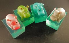 Hippo Soap Bars