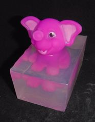 Elephant Soap Bar