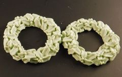 Christmas Wreaths (set of 2)