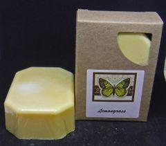 Lemongrass Goatsmilk Soap Bar