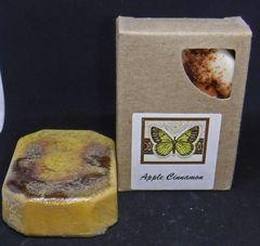 Apple Cinnamon Goatsmilk Soap Bar