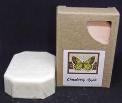 Cran Apple Goatsmilk Soap Bar