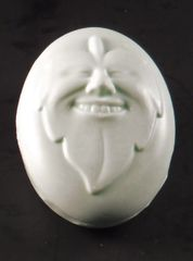 3D Smiling Leaf