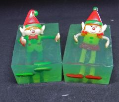 Bendable Elf soap