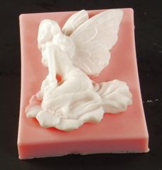 Kneeling Fairy Goatsmilk Soap