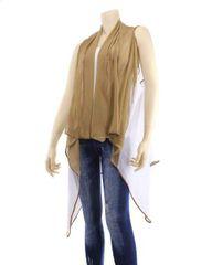Two Tone Reversible Vest