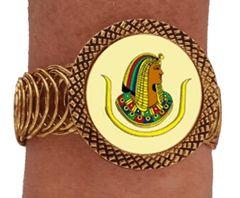 DOI Cuff Bracelet