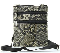 Sling bag with organizer