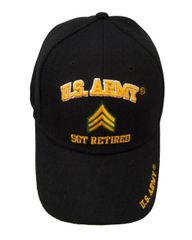 Army Retired Ranks