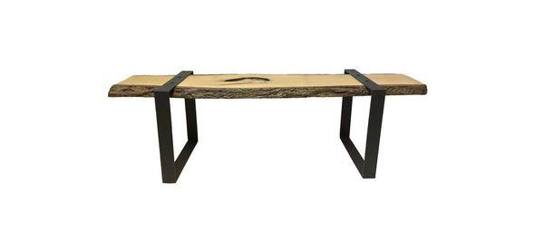 banc massif suspendu boutique bwa. Black Bedroom Furniture Sets. Home Design Ideas