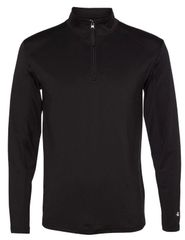 EP Boys Team Quarter Zip Long Sleeve Performance Shirt