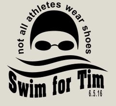 Swim Event Shirt, Tim Nickos Memorial ISI