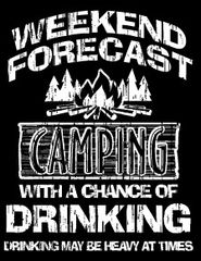 Weekend Forecast Drinking