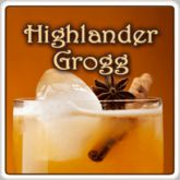 HIGHLANDER GROGG FLAVORED COFFEE