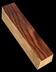 Ironwood Stock Size - 1 x 1 x 6""
