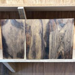 Ironwood Stock Size - 2 x 6 x 10""