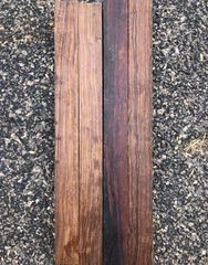 Ironwood Stock Size - 1.5 x 1.5 x 15.62""