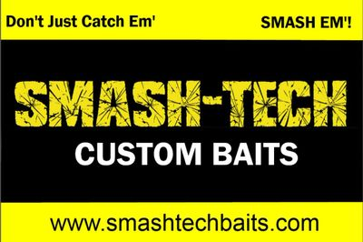 Smash-Tech Custom Baits