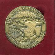 50th Anniversary Statehood Medallion