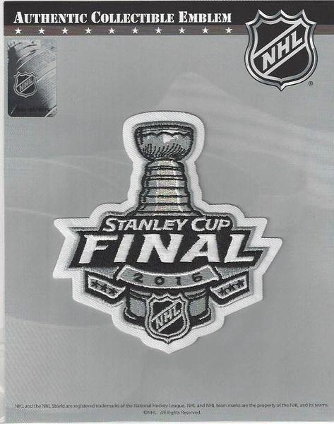 super popular 63e1d 32e4e 2016 Stanley Cup Finals Patch Pittsburgh Penguins San Jose Sharks Jersey  Logo