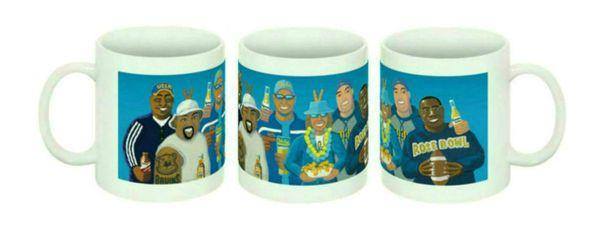 """""""Bruinistas"""" Ceramic Mug"""