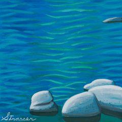 Zen Blue Sea