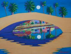 Blue Moon on Retro Canal