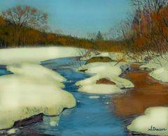 Winter Wonderland | 24 x 32 | Canvas Print