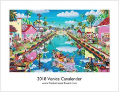 "2018 Venice Canalander | 8.5"" x 11"" | (Classic)"