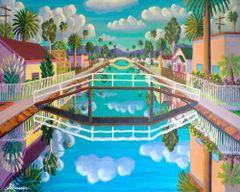 Rainbow's End   24 x 32   Canvas Print