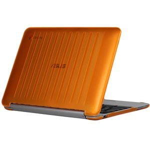 mCover light weight Hard Shell Case for 10 1-inch ASUS Chromebook Flip  C100PA series