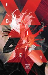 DIE #1 Cover A (Mature Rated) Stephanie Hans