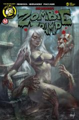 Zombie Tramp #60 Lucio Parrillo Regular Trade Dress - limited to 200