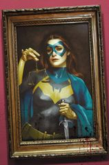 Batgirl #29 Middleton Variant