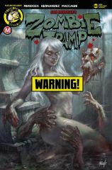 Zombie Tramp #60 Exclusive Lucio Parrillo Risque Cover Trade Dress - Limited to 200