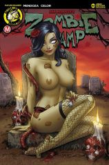 Zombie Tramp #44 Sabine Rich Exclusive Risque Abbas Discount Variant - Limited to 500